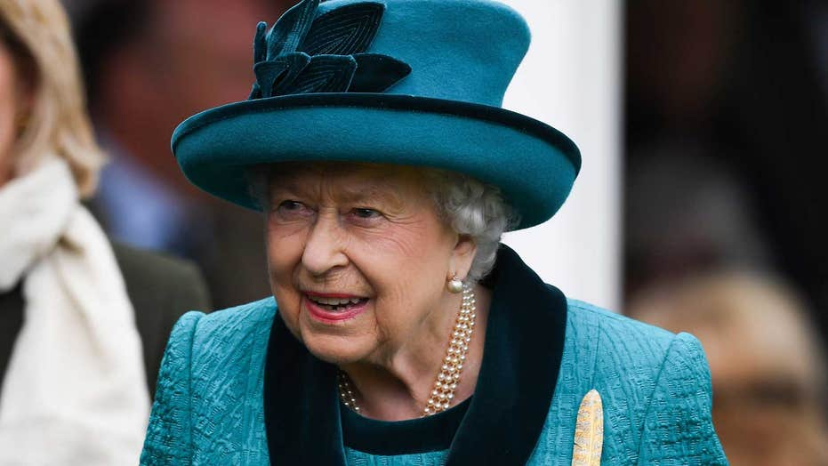 Queen Elizabeth 'knows things will come right in the end' for her family despite personal drama, source says