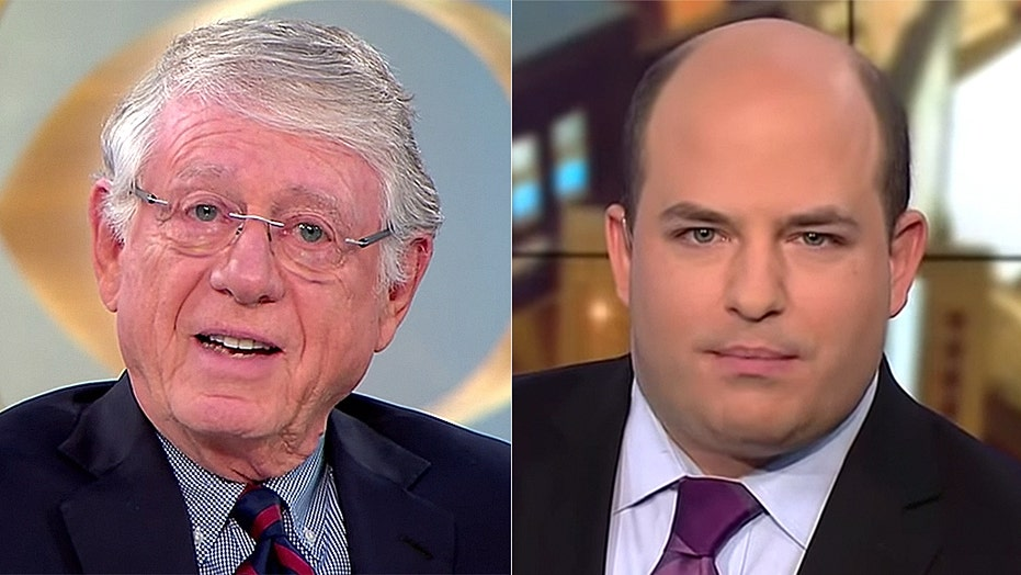 Ted Koppel slams CNN's Brian Stelter