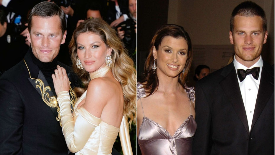 Tom Brady's wife Gisele Bündchen, ex Bridget Moynahan celebrate his 10th Super Bowl appearance