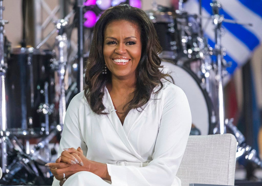 Michelle Obama Says Shell Never Forgive Trump Over Birther