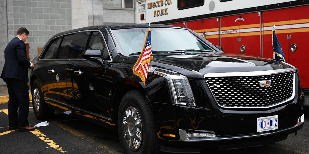 Trump Gm Awkwardly Silent On New Cadillac Presidential Limousine