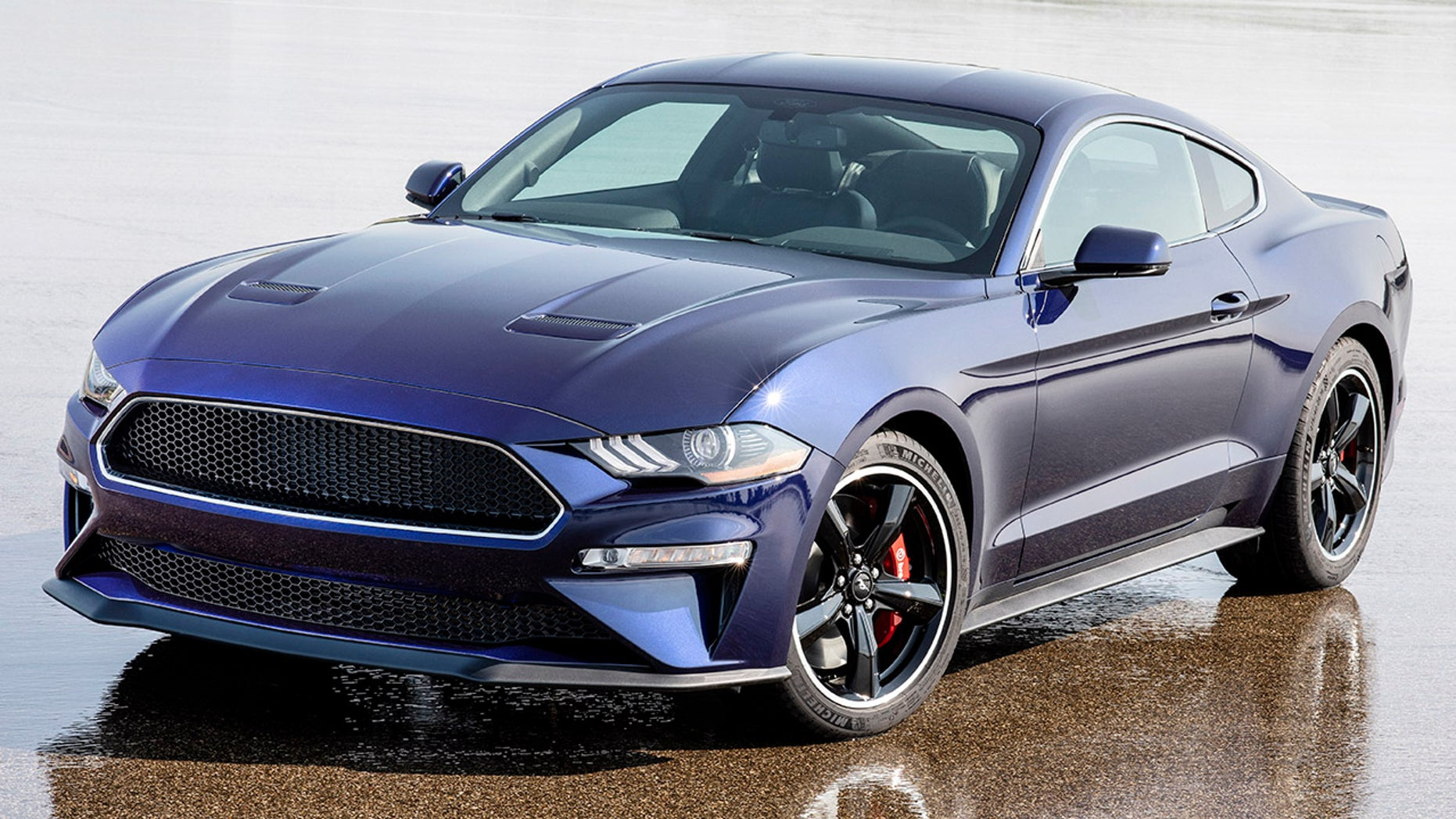 The best selling muscle car of 2018...Ford Mustang