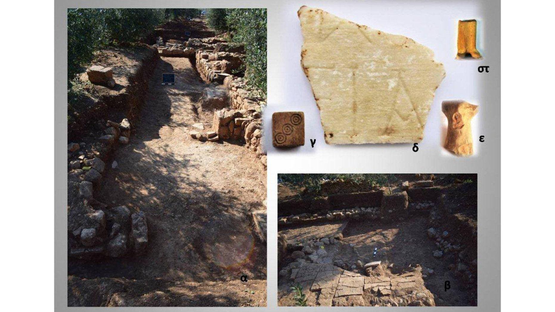 Kota Kuno yang Dibangun Tawanan Perang Troya Ditemukan di Yunani