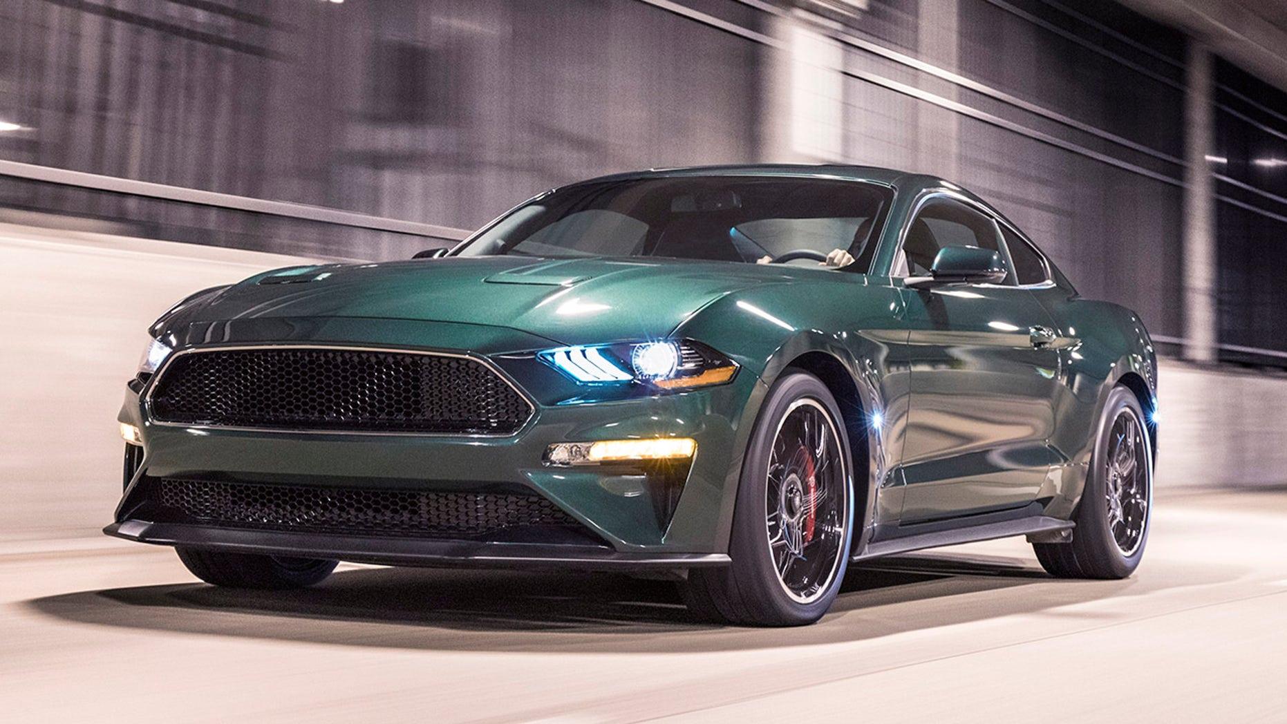 2019 Bullitt Ford Mustang GT