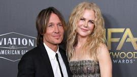 Grammys 2020: Keith Urban leaving award show 'ASAP' to take care of wife Nicole Kidman who has the flu