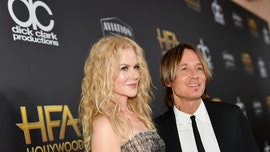 'Destroyer' star Nicole Kidman says Keith Urban was 'shocked' at her unrecognizable transformation