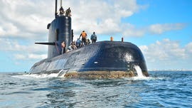 Argentine navy submarine found 2,600 feet deep in Atlantic one year after disappearing