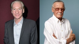 Bill Maher trashed by comic book fans for criticizing those mourning Stan Lee's death