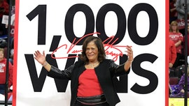 Rutgers women's basketball coach C. Vivian Stringer wins 1,000th game