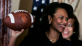Condoleezza Rice says she's 'not ready to coach' Cleveland Browns, but hopes NFL brings women into coaching profession