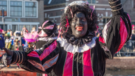 Supporters, opponents clash over Dutch character Black Pete