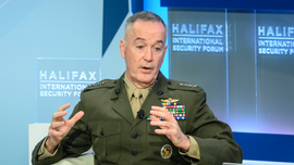 US military chief says tech giants should work with Pentagon
