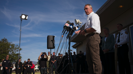 Interior Secretary Ryan Zinke blames 'radical environmentalists' for deadly California wildfires