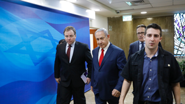Israel avoids early elections as coalition is kept intact