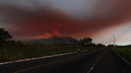 Communities flee eruption at Guatemala's Volcano of Fire