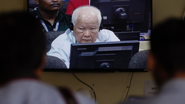 The Latest: Last Khmer Rouge leaders get life sentences
