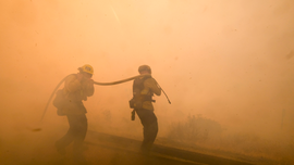 S. California fire burned 100s more homes, official predicts