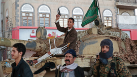 Yemeni rebels say they will halt rocket fire at Saudi Arabia