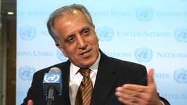 Pakistan frees 2 Taliban members as US envoy visits region