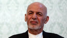 Afghan leader tells US audience that Taliban not winning war