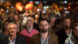 Far right seeks acceptance in Spain, 1 suburb at a time