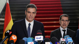 Migration at top of agenda of Spanish PM's 1st Morocco visit