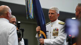 US Navy 'ready' for whatever 'needs to be done' in Venezuela, Naval commander says