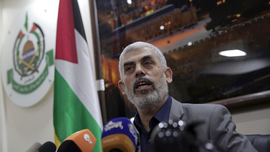 Israeli Cabinet minister: Gaza leader's days are numbered