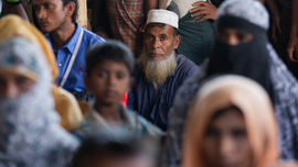 Rohingya refugee camp quiet after Bangladesh postpone return