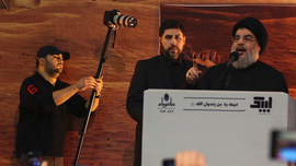 Militant or poet? US sanctions Hezbollah leader's son