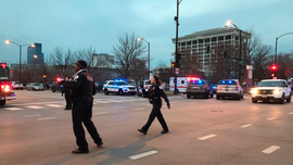The Latest: Chicago hospital secured, safe after shooting