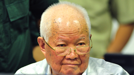 Cambodian official says Khmer Rouge tribunal's work is done