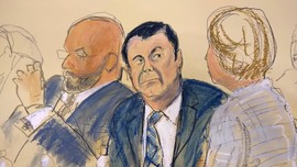 Cartel member testifies against 'El Chapo' at US trial