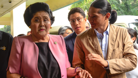 Imelda Marcos posts bail for graft conviction in Philippines