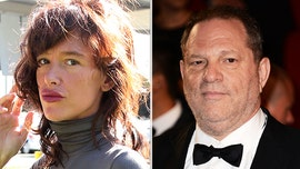 Actress Paz de la Huerta files lawsuit against Harvey Weinstein, alleges rape