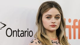 Actress Joey King called out rude plane passenger who didn't want to 'catch' her non-existent cancer
