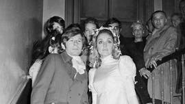 Sharon Tate's wedding dress sold for $56G at auction