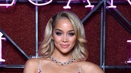 Sports Illustrated Swimsuit reveals 'Golden Barbie' Jasmine Sanders as new rookie