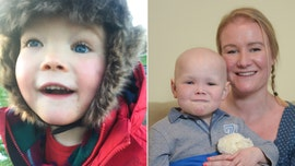 Boy's watery eye leads to cancer diagnosis