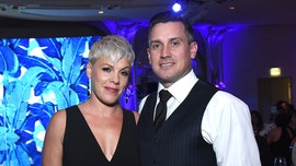 Pink slammed for wearing Biden-Harris shirt, husband Carey Hart comes to her defense: 'Bye Karen'