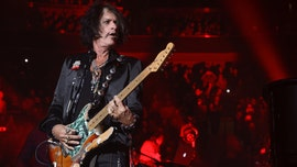 Joe Perry cancels upcoming shows following hospitalization