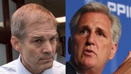 GOP leadership battle pits McCarthy against Jordan for House minority leader spot
