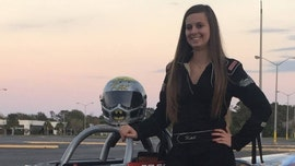 24-year-old drag racer Kat Moller killed in jet car crash