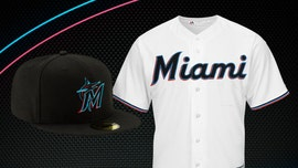 Miami Marlins unveil 'vibrant' new logo, colors and uniforms