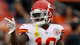 Kansas City Chiefs' Tyreek Hill reportedly loses custody of son amid abuse investigation