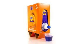 New Tide 'Eco-Box' package being compared to 'boxed wine' on Twitter