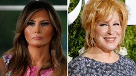 Bette Midler slammed for vulgar caption of old Melania Trump modeling photo