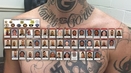 More than 40 'Ghost Face Gangsters' white supremacist gang members indicted, DOJ says