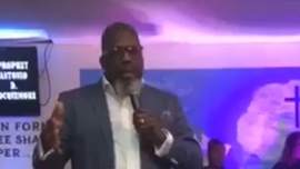 Chicago pastor asks person in 'drag' to leave church and 'put on man clothes': report