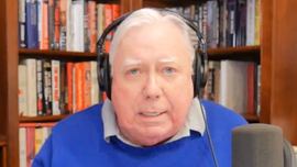 Former Infowars editor Jerome Corsi says he expects Mueller indictment soon: 'My only crime was that I support Donald Trump'